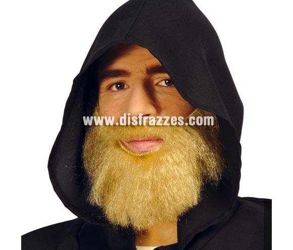Barba rubia grande.