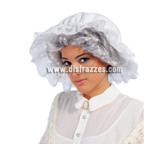 Sombrero de la Abuelita de Caperucita.