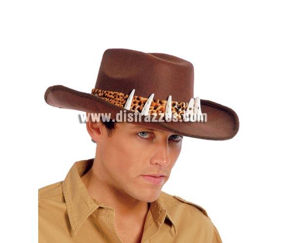 Sombrero vaquero de Cocodrilo Dundee por sólo 6.50 € » Disfraces ... f6fa87e7836