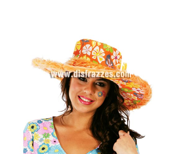 Sombrero de Hippie.