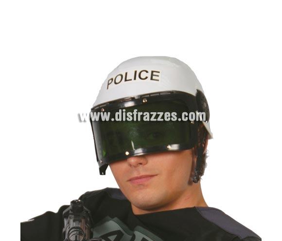 Casco Policía.
