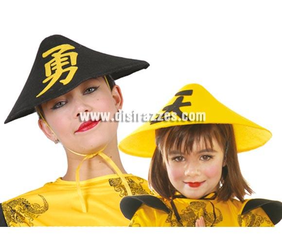 Sombrero de Chinos 2 colores. Precio por unidad, se venden por separado.