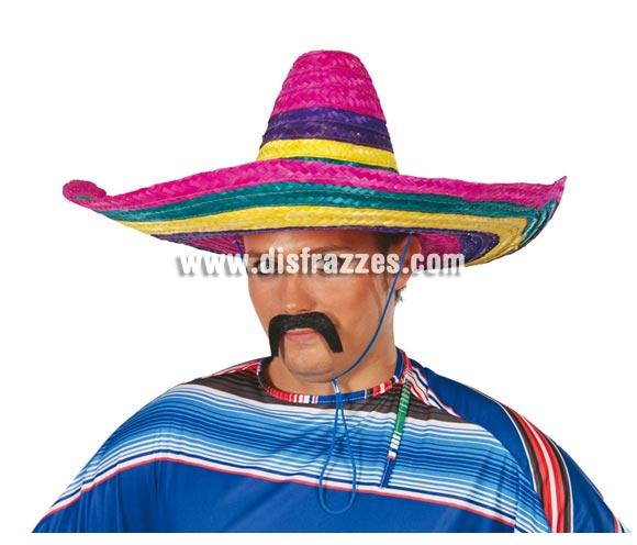Sombrero Mejicano multicolor.