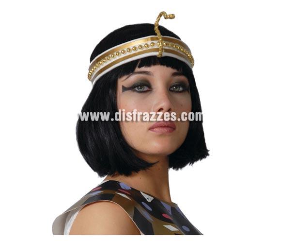 Diadema Cleopatra de perlas.