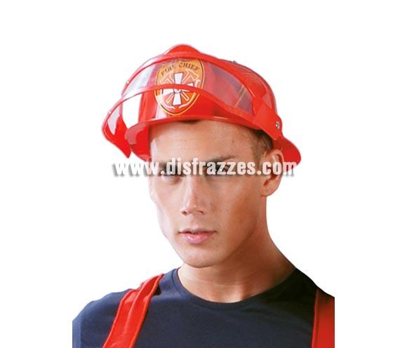 Sombrero o gorro Jefe de Bomberos.
