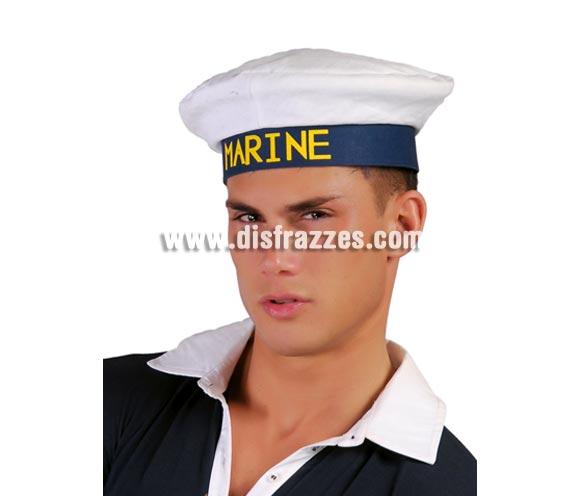 Boina o gorra de Marinero.
