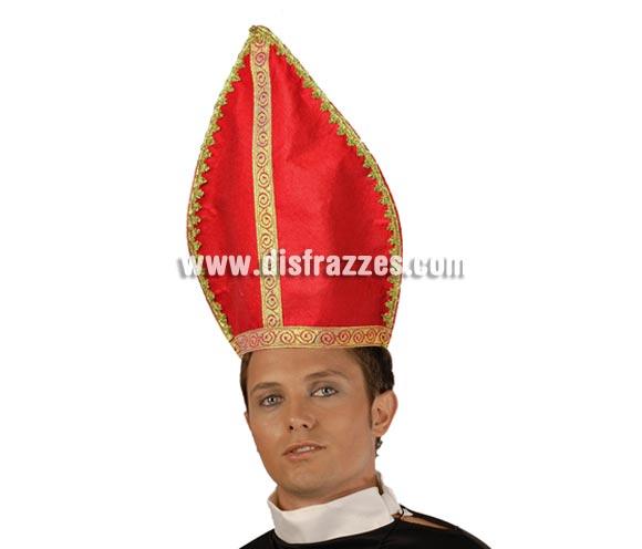 Sombrero o Mitra de Obispo.