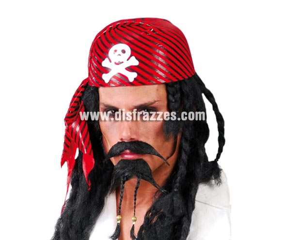 Bandana o gorro Pirata.