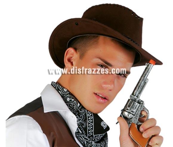 Sombrero o gorro piel Cowboy, Vaquero o Pistolero.