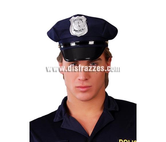 Gorra de Policía.