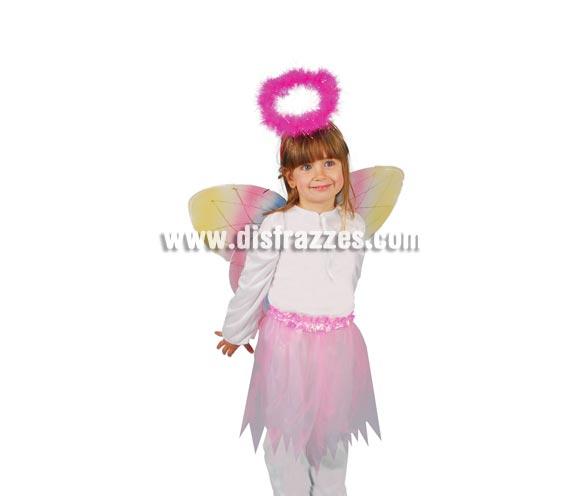 Conjunto Mariposa 48 cm. Incluye alas, diadema y tutú.