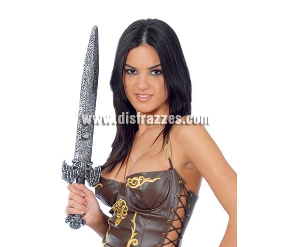 Daga o Espada Calavera 55 cm.