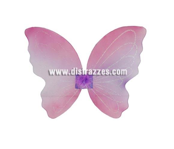 Alas infantiles de Hada o Mariposa de 32 cm.