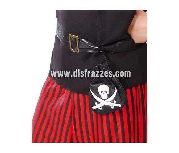Bolsa monedas Pirata.