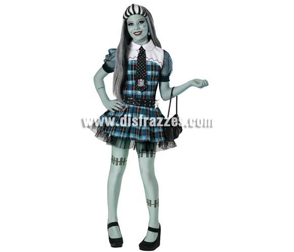 Disfraz de Frankie Stein en caja - MONSTER HIGH