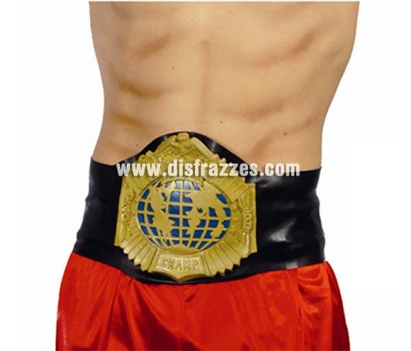 Cinturón Campeonato de Boxeo o Lucha Libre.