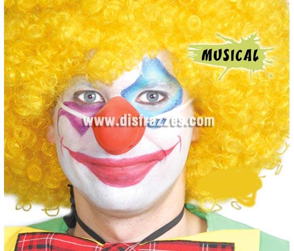 Nariz de Payaso musical.