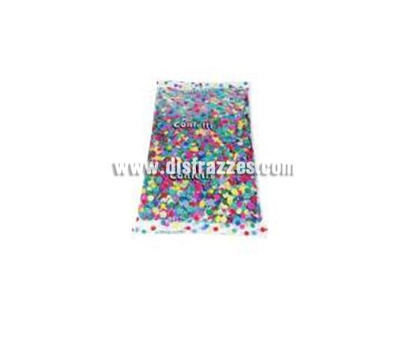 Bolsa de Confeti ideal para celebraciones de todo tipo. Contiene aproximadamente 35 gr. de producto.