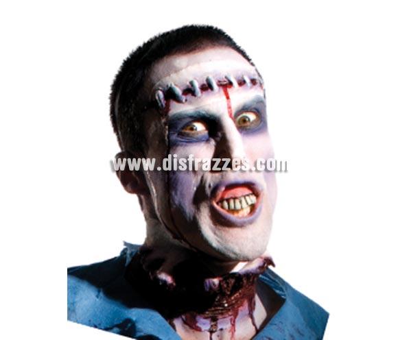Dientes de Zombie para Halloween