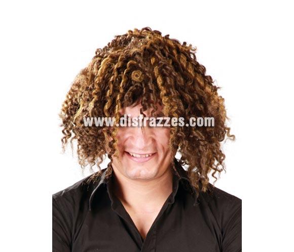 Peluca cantante rizos. Con ésta peluca te pareceras al mismo Bisbal.