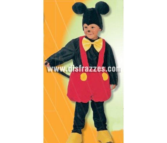 Disfraz de Ratoncito para niños (Varias tallas). Incluye disfraz completo.