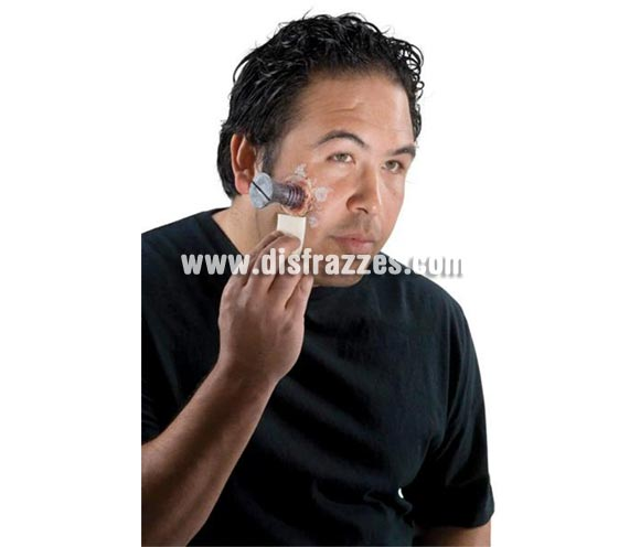 Látex FX'S - Maquillaje profesional para Halloween 29.5ml. Para hacer heridas de todo tipo. Látex líquido para experimentar y añadir tu propio arte a tus maquillajes de efectos especiales. Perfecto para añadir más realismo alrededor de las prótesis de látex.