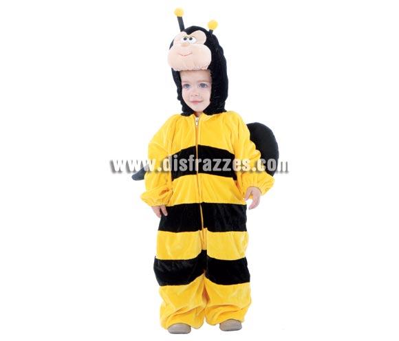 Disfraz de Abeja Baby para Carnavales. Talla 1 a 12 meses. Incluye disfraz completo. ¡¡Compra tu disfraz para Carnaval en nuestra tienda de disfraces, será divertido!!