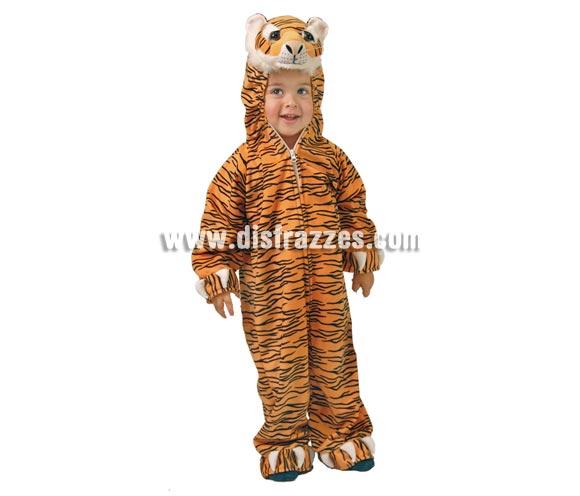 Disfraz barato de Tigre Baby para Carnavales. Talla de 12 a 24 meses. Incluye disfraz completo. ¡¡Compra tu disfraz para Carnaval en nuestra tienda de disfraces, será divertido!!