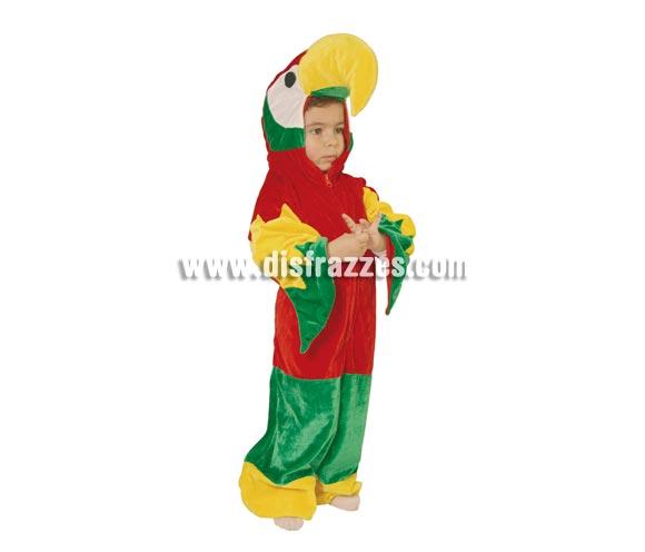 Disfraz barato de Loro Baby para Carnavales. Talla de 1 a 12 meses. Incluye disfraz completo. ¡¡Compra tu disfraz para Carnaval en nuestra tienda de disfraces, será divertido!!