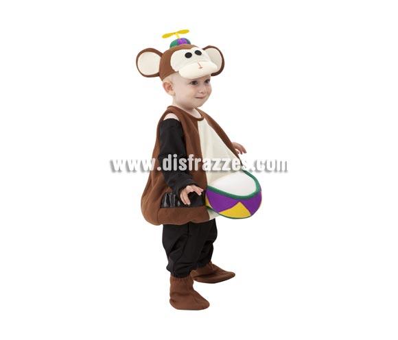 disfraz barato de mono de circo para nios de a aos