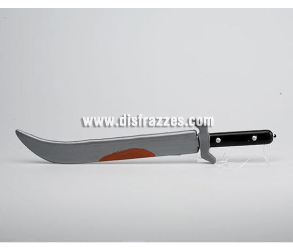 Machete o Cuchillo de 58 cm.