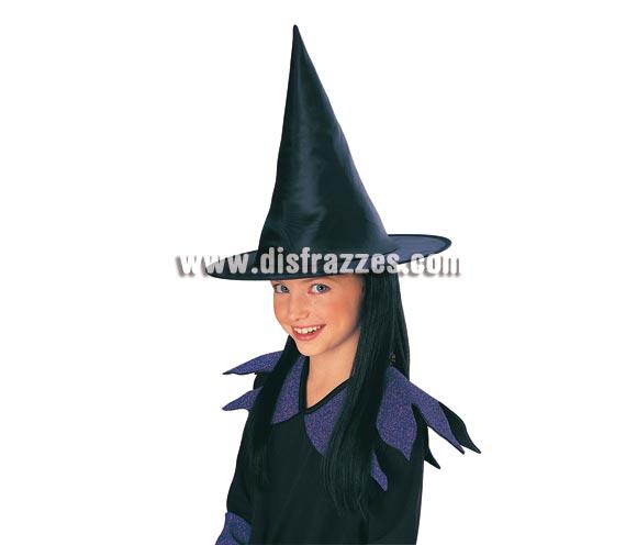 Sombrero de Bruja infantil para Halloween.