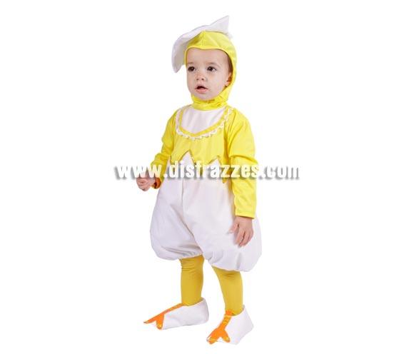 disfraz barato de pollito meses beb para carnaval