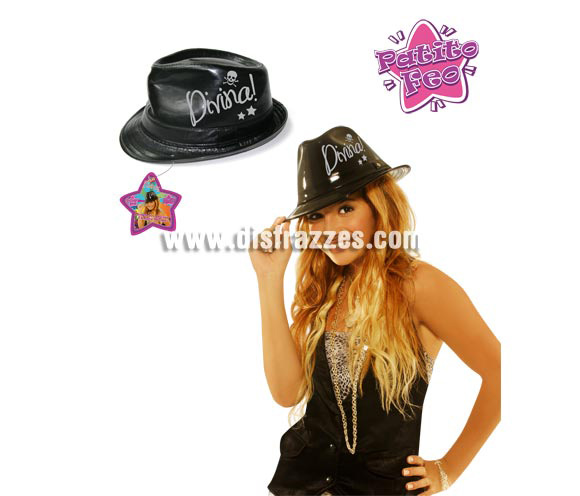 Sombrero de Las Divinas de la serie PATITO FEO.
