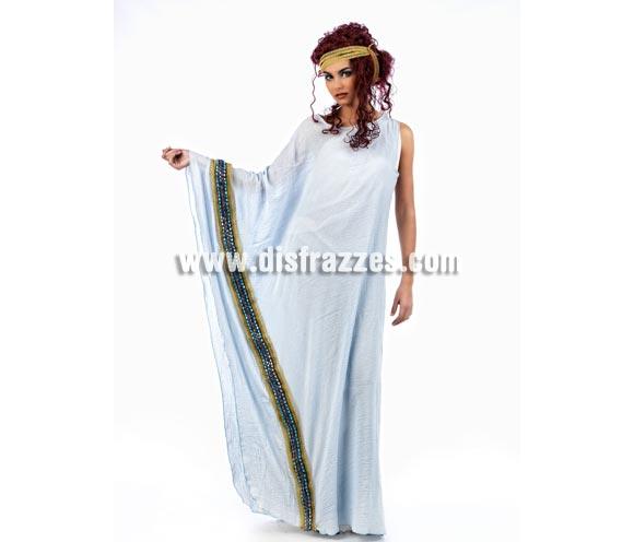 Disfraz de Helena de Grecia Deluxe para mujer. Alta calidad, hecho en España. Disponible en varias tallas. Incluye túnica, vestido y cinta de la cabeza.