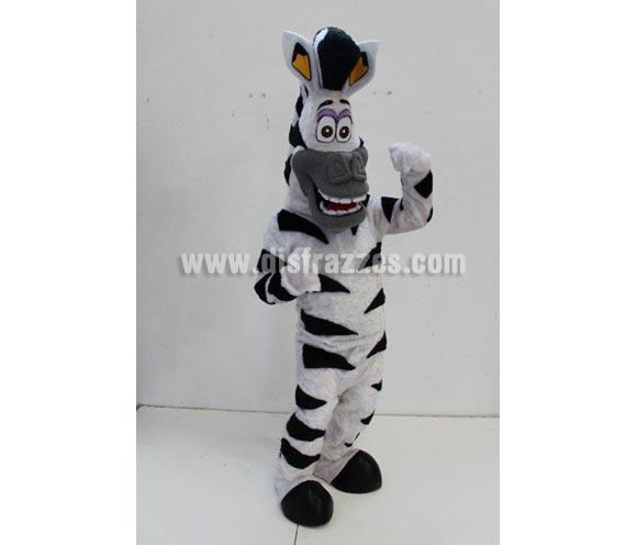 Disfraz o Mascota Publicitaria Cebra