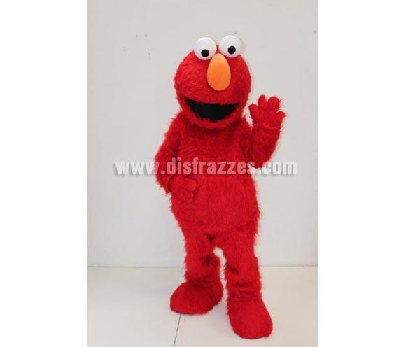 Disfraz o Mascota Publicitaria Monstruo rojo