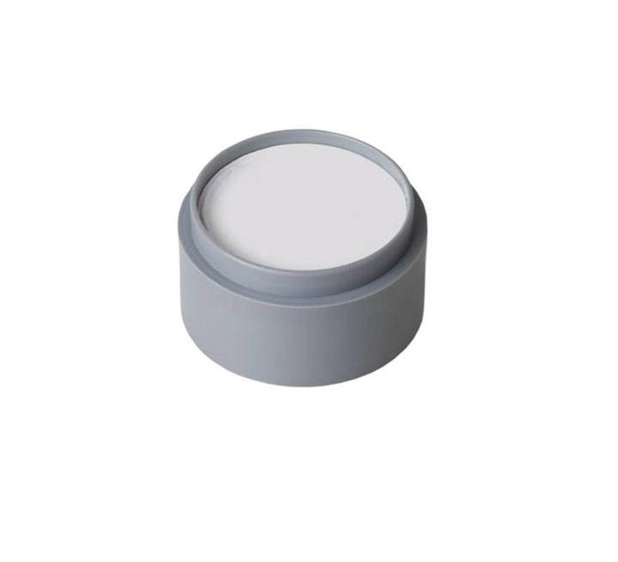 Maquillaje al agua (water make-up 102), de 15 ml. Color Gris Claro. -Fácil de usar, (como acuarelas). -Se quita con agua y jabón. -Antialérgico.