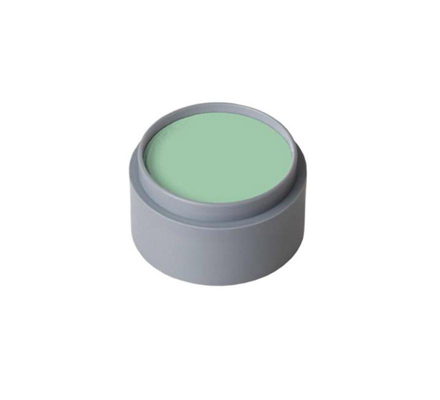 Maquillaje al agua (water make-up 402), de 15 ml. Color turquesa. -Fácil de usar (como acuarelas). -Se quita con agua y jabón. -Antialérgico.