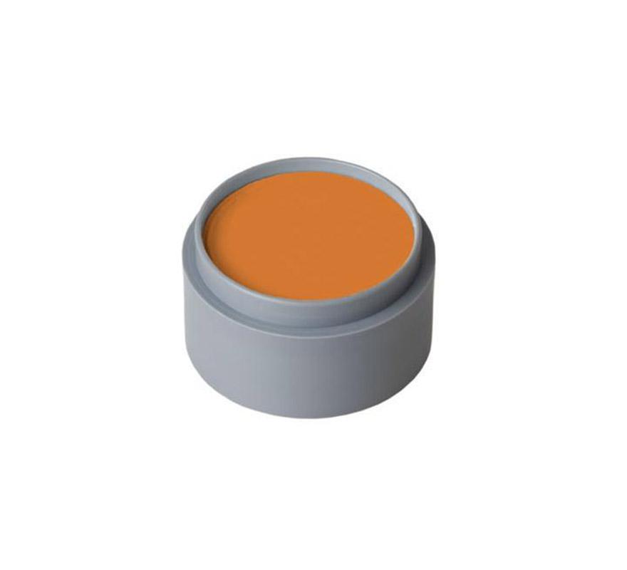 Maquillaje al agua (water make-up 503), de 15 ml. Color naranja. -Fácil de usar (como acuarelas). -Se quita con agua y jabón. -Antialérgico.