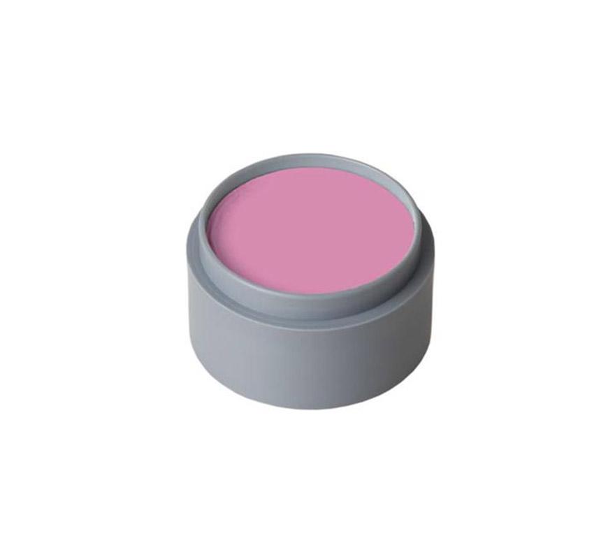 Maquillaje al agua (water make-up 506), de 15 ml. Color Rosa Vivo. -Fácil de usar (como acuarelas). -Se quita con agua y jabón. -Antialérgico.