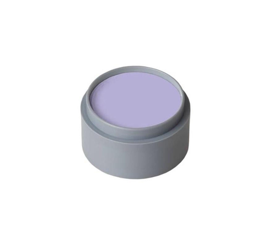 Maquillaje al agua (water make-up 602), de 15 ml. Color lila. -Fácil de usar (como acuarelas). -Se quita con agua y jabón. -Antialérgico.