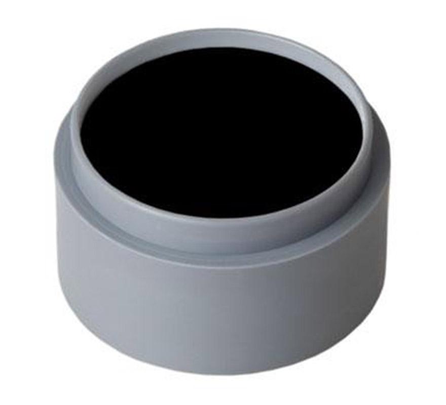 Maquillaje al agua de color negro (water make-up 101). Envase de 60 ml. Descripción del producto y disponibilidad Maquillaje con base de Aqua es un maquillaje sin gluten y sin fragancia. Este producto se utiliza para pintar la cara y el cuerpo. Water Make-up (Pure) está disponible en paletas de 6,12 ó 24 tazas de 2,5 ml. Los colores también se venden por separado en cajas de 15, 25 y 60 ml.