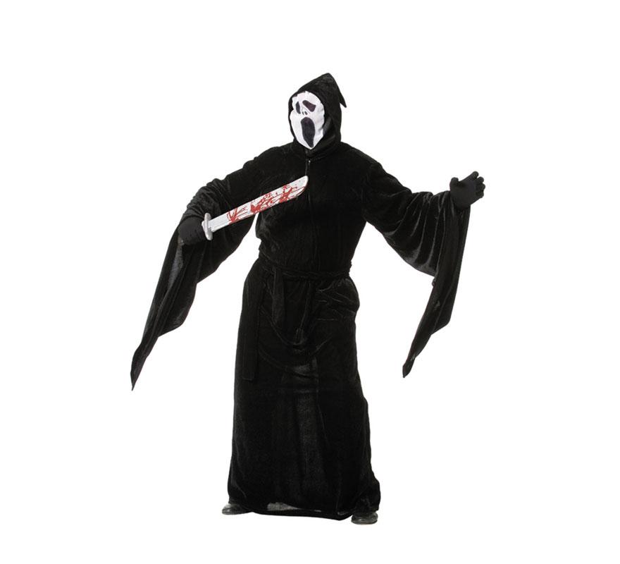 disfraz barato de apocalipsis hombre para halloween
