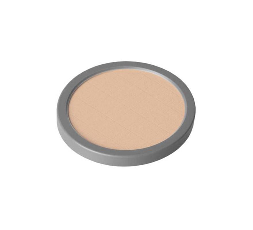 Maquillaje de cake (Cake Make-up 1007), de 35 gr. Efecto viejo. Es un maquillaje que da un efecto mate. Se usa como maquillaje cosmético para televisión, películas y fotografía y además se utiliza para teatro tanto en gran escala como pequeña. Cake Make-up es ideal para maquillar grandes áreas del cuerpo y también se puede utilizar como base para pintar, en combinación con el Water Make-up (maquillaje al agua), ya sea Pure o Flourescent.