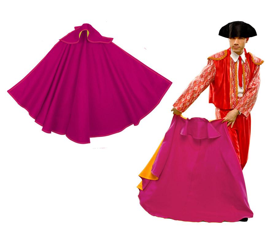 Capote de Torero adulto 180x110 cm. para Carnaval. El complemento ideal para tu disfraz de Torero.