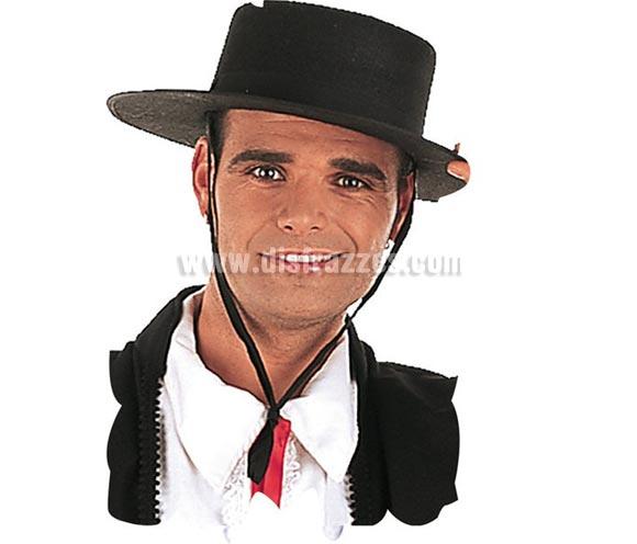 Sombrero Cordobés de fieltro. Alta Calidad. Hecho en España. Disponible en varios colores.