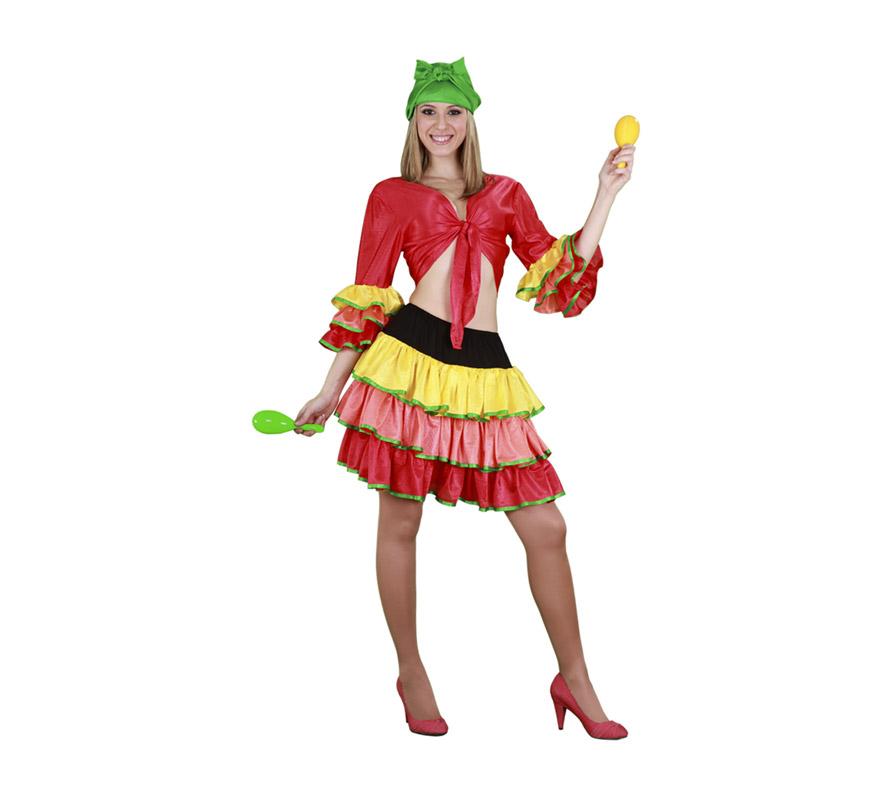 disfraces mujer brasilenos