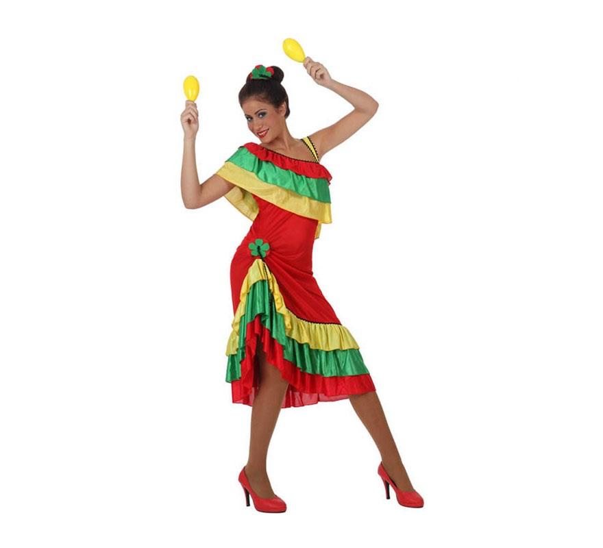 bb60a7a19dda Disfraces baratos brasileños, caribeños y rumberos para adultos en ...