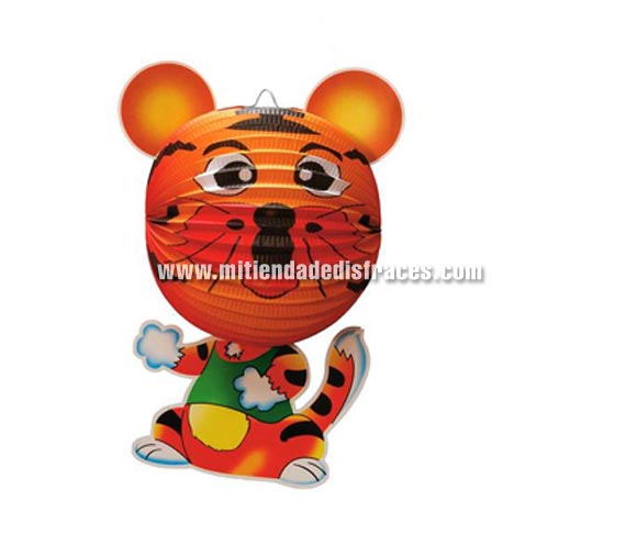 Farol tigre 24 cm.